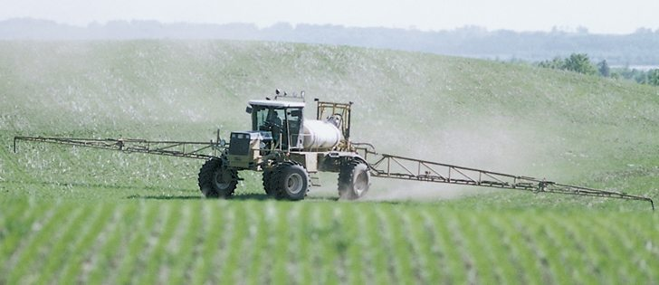 Farmers around the world are expected to use 1.35 million tonnes of glyphosate herbicide by 2017.  |  File photo