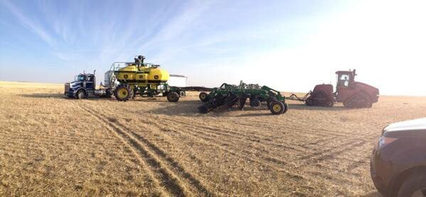 Mac Currie ‏@MacMcurrie @The Western Producer #plant14