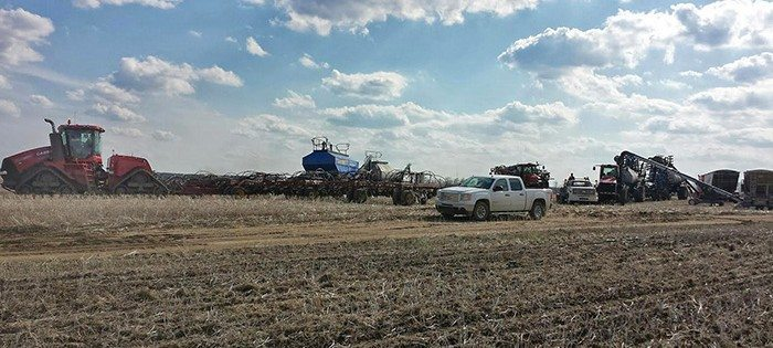 Tyler Burns Here are a few pictures from plant14 at Windy Poplars Farm by Wynyard SK. Hope you enjoy.