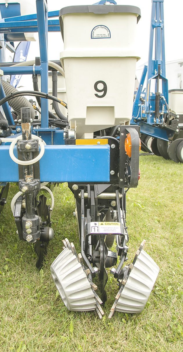 Video Corn Soybean Planters Custom Made The Western Producer