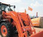 Kubota plans to expand its machinery line.  |  Michael Raine photo