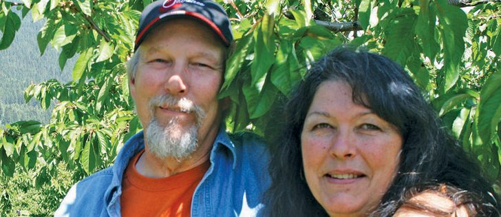 Gary and Susan Snow operate Tabletree Enterprises in Creston, B.C.  | File photo