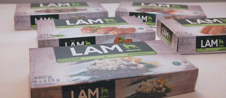 The Canadian Lamb Producers Co-operative has created several processed lamb products it hopes to export internationally. |  Dan Yates photo