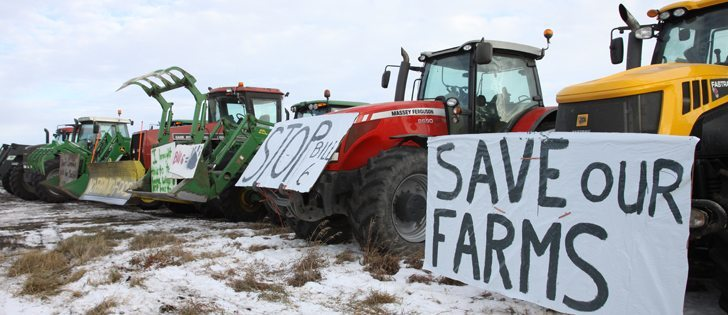 A coalition of 30 Alberta commodity groups has developed a strategy to deal with upcoming consultations on the controversial Enhanced Protection for Farm and Ranch Workers Act. | File photo