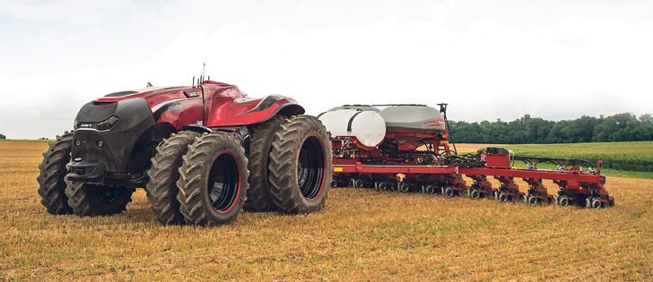 Driverless Robotic Tractors The Western Producer