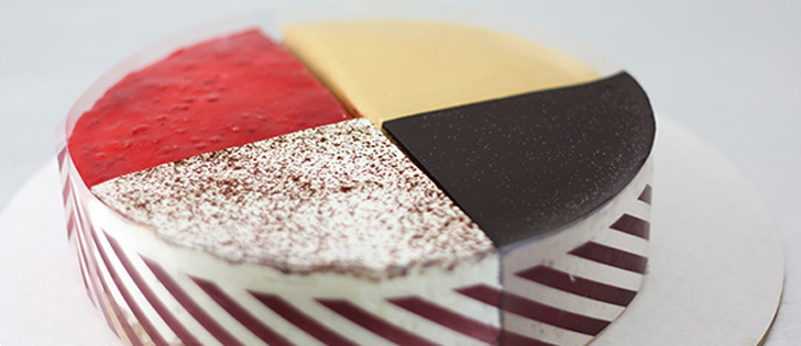 The Canadian Food Inspection Agency updated its food recall warning yesterday for several types of raspberry mousse cakes distributed across Western Canada and possibly nationally. | CFIA photo