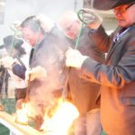 Brand burning kicks off Agribition
