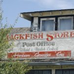 The once flourishing Jackfish General Store is just a memory of great times in the community. |  Duane McCartney photo