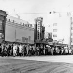 The National Farmers Union organized a demonstration through downtown Saskatoon in March 1969.  |  File photo