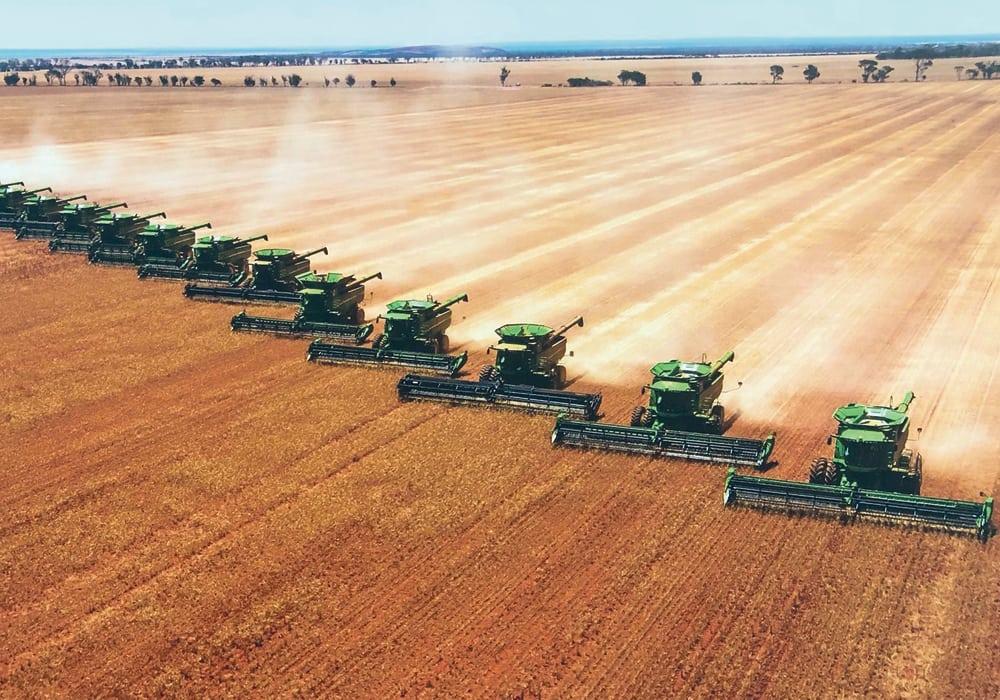 Farm Equipment For Sale In Alberta >> Aussie Grain Giant Puts Mega Farm Up For Sale The Western