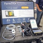 FarmTRX enables growers to create yield maps and offers a cloud storage option that provides a catalogue of all of their mapped fields sorted by year. | Robin Booker photo
