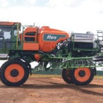 Triple-tasking applicator does it all: sprays, spreads and seeds