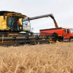 Alberta sees harvest progress but still way behind average
