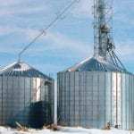 Protect stored grain this winter against plural perils