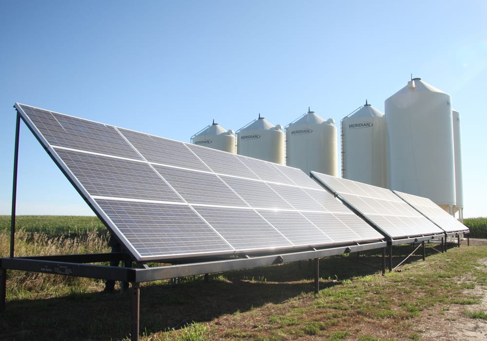 The Alberta government is anticipating a new $200 million subsidy program will help rural groups or co-operatives develop renewable energy projects for their communities. | File photo