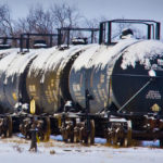When considering the pattern of how grain is shipped by rail in Canada, it's very unlikely increased oil shipments would interfere, according to Quorum Corporation. | File photo