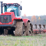 Russian tractor turns to German technology