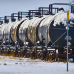 Fears over delays stem from the province's plan to move 120,000 barrels of oil a day by 2020, purchasing as many as 7,000 tanker cars and 80 locomotives.