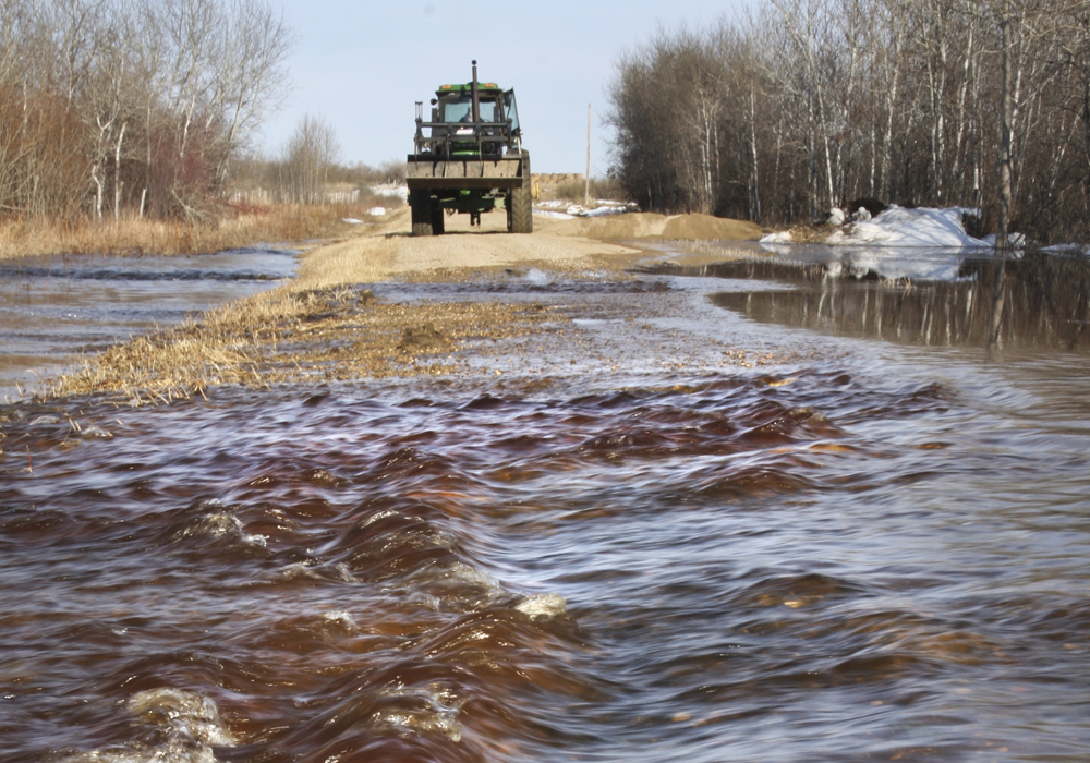 The Saskatchewan government is investing $5 million in agricultural water management. | File photo