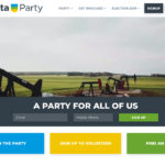 The party's agriculture platform, released April 8, says the party aims to grow Alberta's agriculture industry by $1 billion through new programs and policies. | Screencap via albertaparty.ca