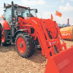 New Versatile Kubota tractor in production
