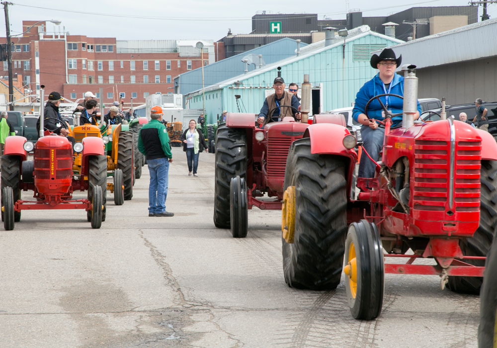 "Canada's Farm Progress Show says a move away from antique equipment is part of a focus on its business-to-business mandate as it moves away ""consumer/entertainment aspects.""  
