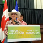 Feds fund beef projects