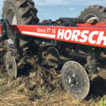 Horsch debuts new primary tillage tool