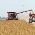 Politics may prompt soy glut
