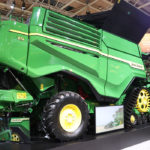 Deere previews next-generation combine