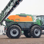 Pantera sprayers include flexible application