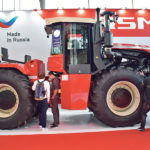Russians reveal big RSM 2400 Series tractors