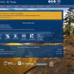 B.C. closes provincial parks