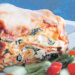 Escape to the garden and have this mushroom slow cooker lasagna ready to eat when you're done.  |  Betta Ann Deobald photo
