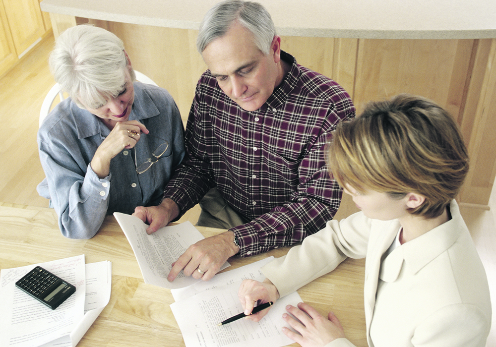 People can save time, hardship and money by choosing their power of attorney before they are unable to make the decision.  |  Getty Images