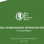 Alberta report shines spotlight on rural homelessness