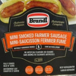 The Canadian Food Inspection Agency said June 15 that the product was distributed in Alberta, Saskatchewan, Ontario and Quebec. It comes in various sizes and has best before dates of July 8, 2020. | CFIA photo