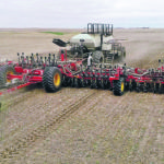 Bourgault launches air planter system