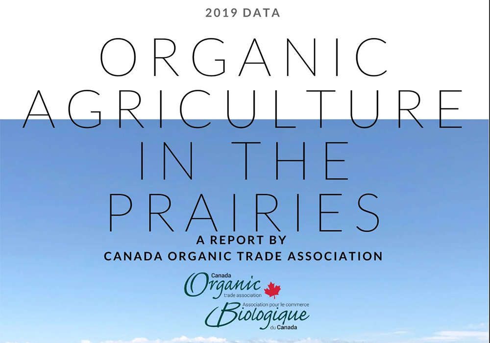 From 2017 to 2019, certified organic acres have been around 1.7-1.8 million.