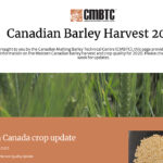 Websites promote Canada's barley, wheat crop quality