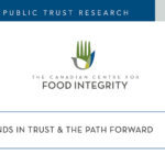 Food system confidence rises since COVID-19
