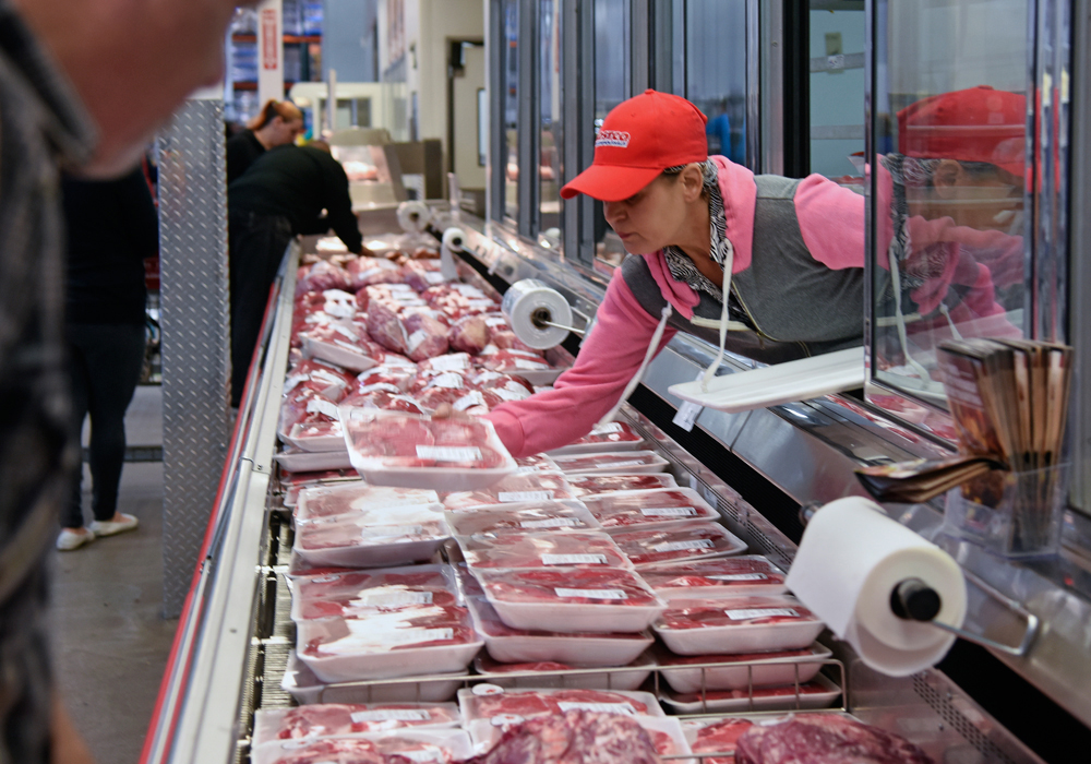 While many table-service restaurants have closed or offer limited service due to pandemic restrictions, the total impact on beef demand has been minor because supermarkets increased their sales based on consumers' need to buy food and cook more at home. | File photo