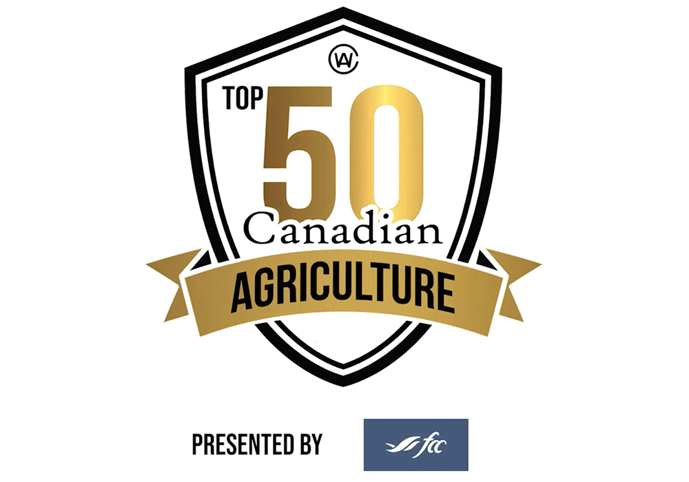 The list is based on nominations submitted from across the country. The nominations were whittled down to the top 10 finalists in five categories by a panel of judges. | Screencap via YouTube/Canadian Western Agribition