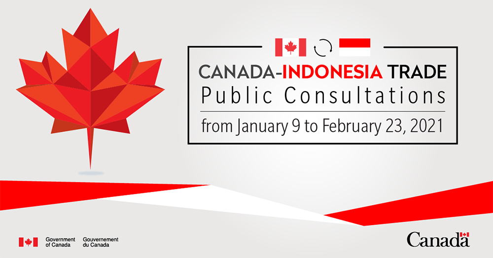 Global Affairs Canada announced earlier this year that it was launching public consultations on a possible bilateral trade deal with Canada's largest export market in Southeast Asia. | Screencap via Facebook/CanadaTrade