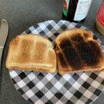 Gene editing reduces burnt toast risk
