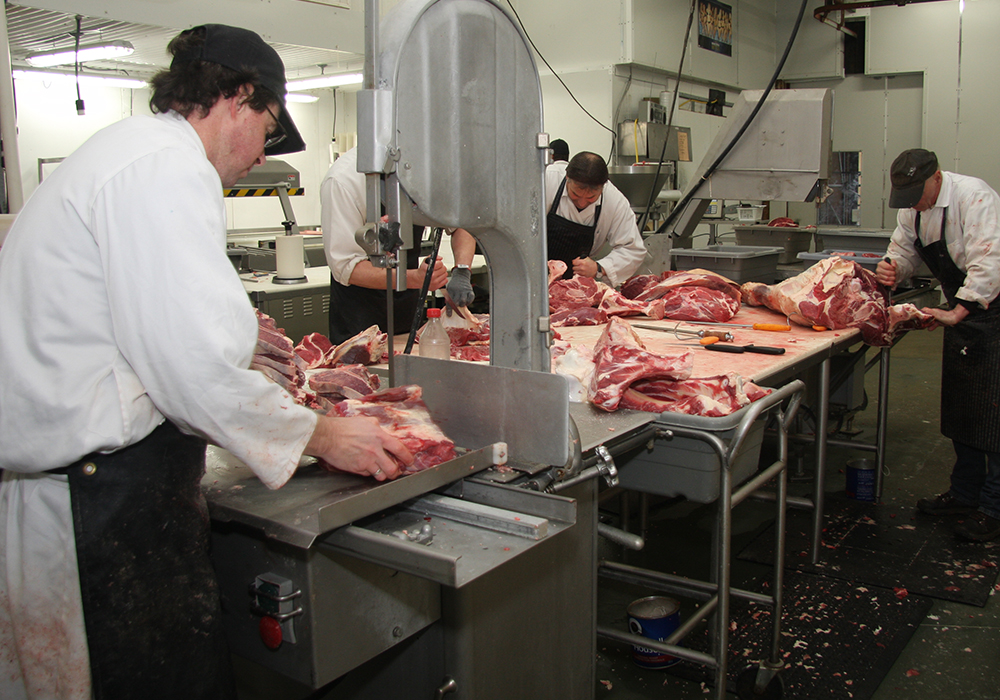 """We really need to find a way of enabling the interprovincial trade of meats that are provincially inspected,"" said Marcel Groleau from the Union des Producteurs Agricoles in Quebec.  