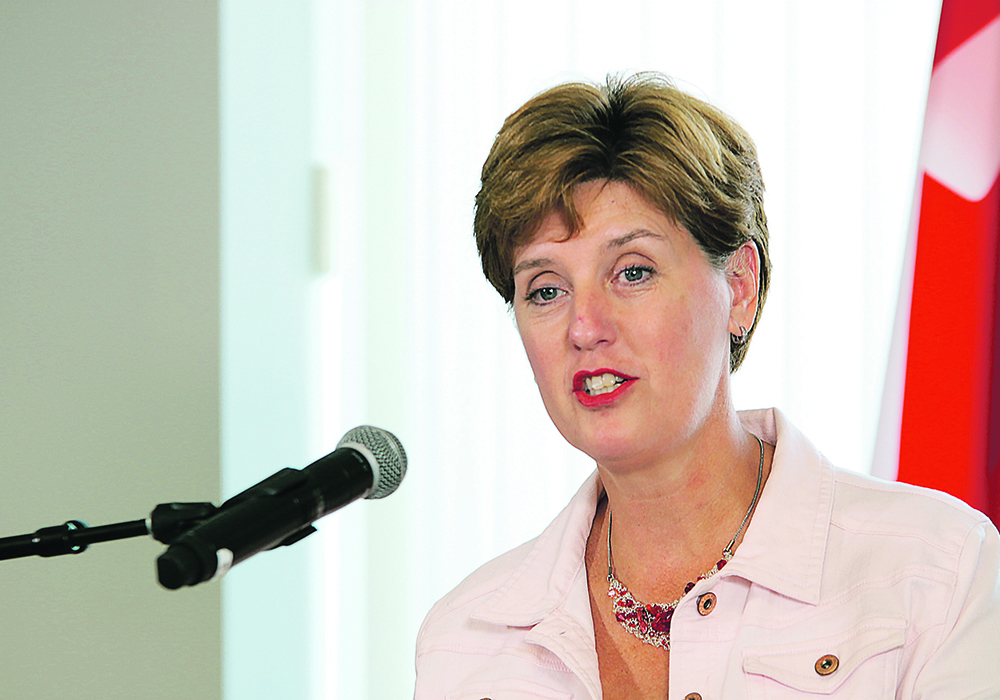 """Let's set the record straight here: our offer to boost the compensation rate is still on the table,"" Bibeau said in an emailed statement. ""It's up to prairie provinces to step up with their fair share so the funds can flow to Canadian farmers."" 
