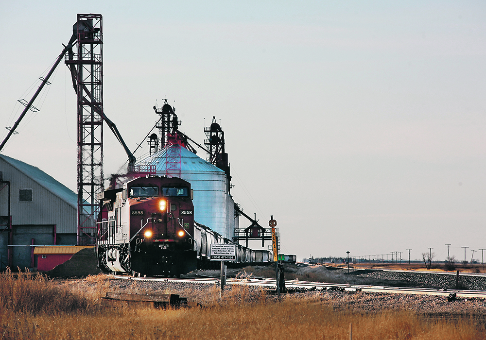 It is unclear how Canadian Pacific Railway's successful appeal of how the Canadian Transportation Agency determined its Volume Related Composite Price Index for 2020-21 might impact its maximum revenue entitlements for this year. | File photo