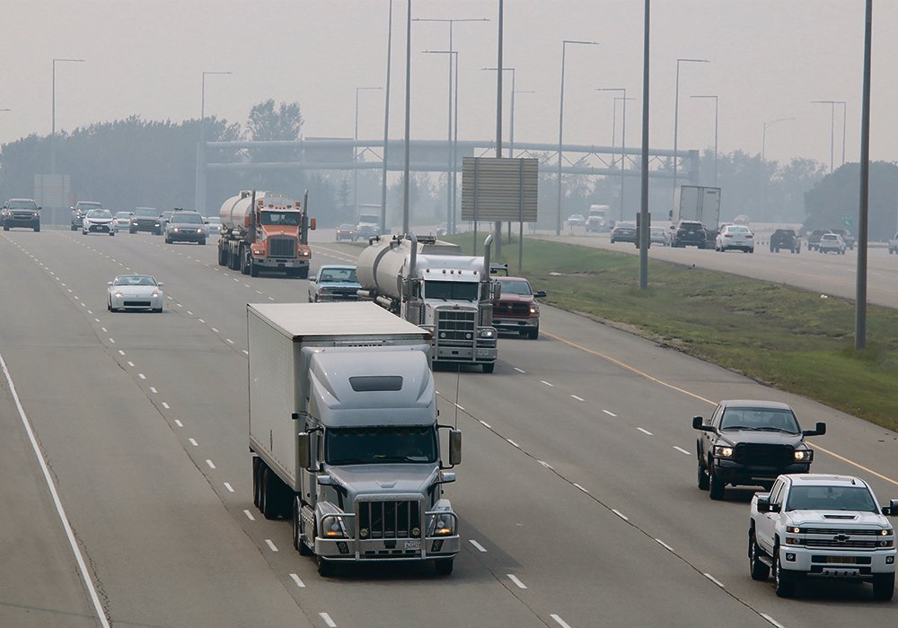 The program is an annual North America-wide operation conducted by agencies that belong to the Commercial Vehicle Safety Alliance in Canada, the United States and Mexico. | File photo