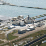 The expansion is expected to be complete in late 2023 and will allow the sodium sulfate plant to produce 150,000 tonnes of sulfate potash fertilizer, or SOP, each year. This is a new product for the company and will combine sodium sulfate with Saskatchewan-produced potash. | saskatchewanminingandminerals.com photo